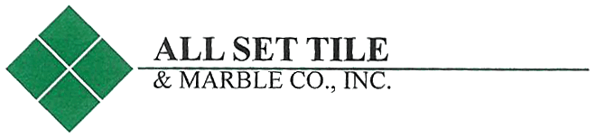 All Set Tile & Marble logo