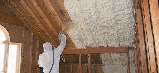 Sprayfoam Insulation