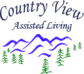 Country View Assisted Living - Logo