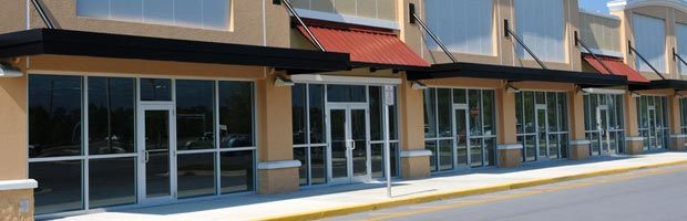 Commercial Glass Services Storefront Glass Laurel Ms