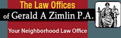 Gerald A Zimlin PA logo