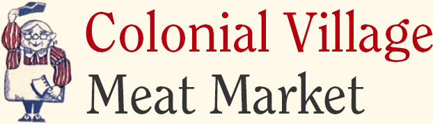 Colonial Village Meat Market - Logo