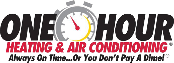 One Hour Heating & Air Conditioning-Logo