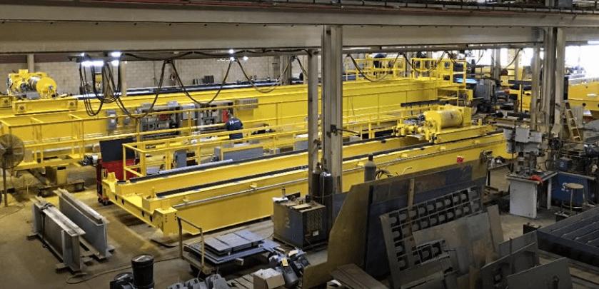 Overhead Crane Inspection Guide