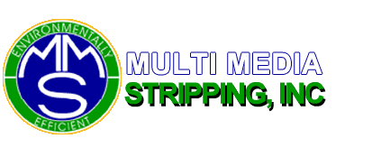 Multi Media Stripping Inc - Logo