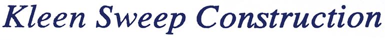 Kleen Sweep Construction-Logo