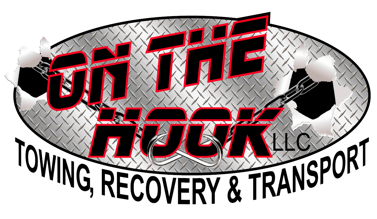 On The Hook Towing, Recovery & Transport - Logo