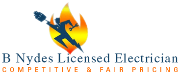 B Nydes Licensed Electrician - Logo