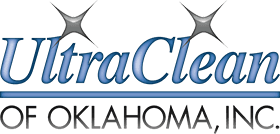 Ultra Clean of Oklahoma INC Logo