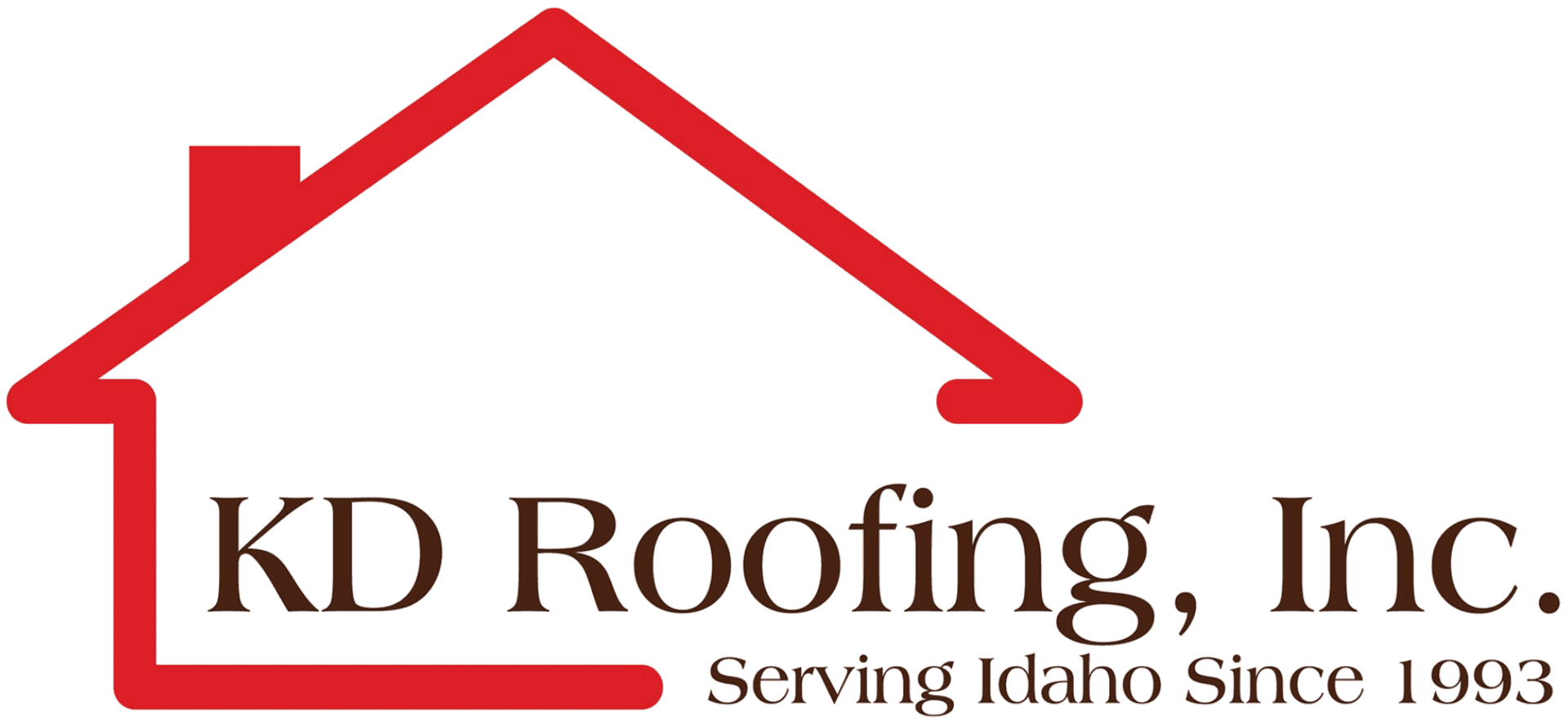 K D Roofing Inc. - logo