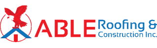 Able Roofing and Construction logo