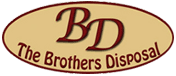 The Brother Disposal logo