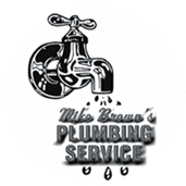 Mike Brown's Plumbing Service - Logo