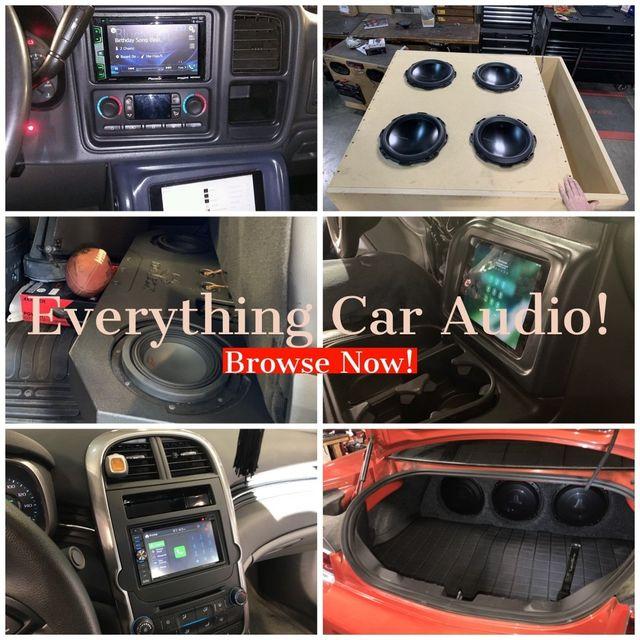 Memphis Subwoofer Car Audio Speakers Installation Colorado Springs