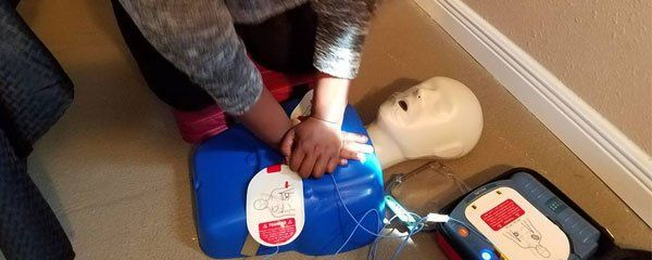The Need For Early Cpr And Defibrillation