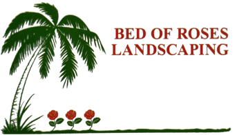 Bed of Roses Landscaping