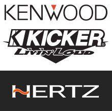 Kenwood | Kicker | Hertz