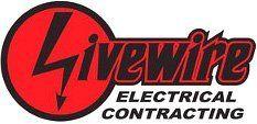 Livewire Electrical Contractors - Logo