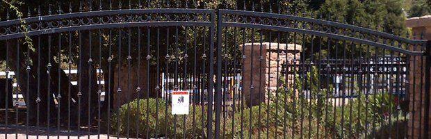 Ornamental Wrought Iron Fence | Security | Canoga Park, CA