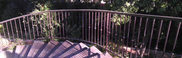 Ornamental Wrought Iron Fence Security Canoga Park Ca