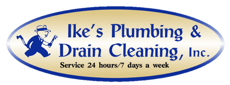 Ike's Plumbing & Drain Cleaning Inc - Logo
