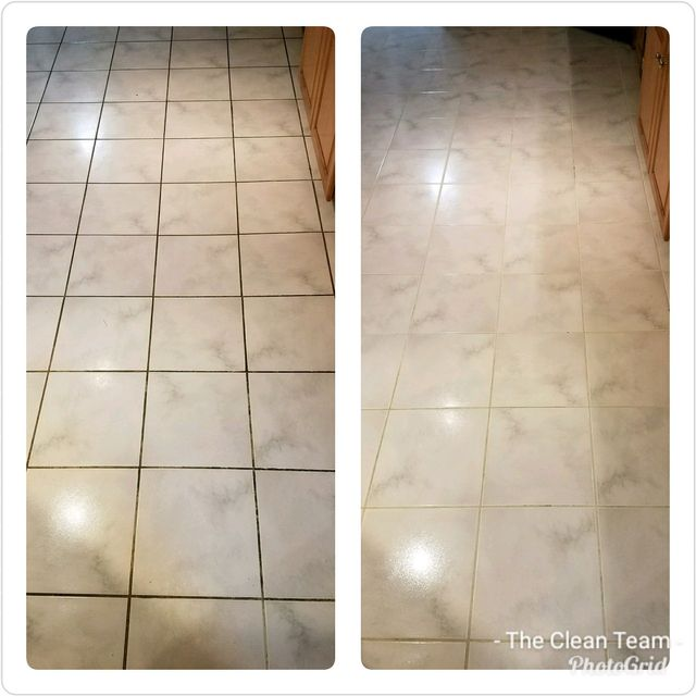 Referral Cleaning Restoration: Grout Cleaning