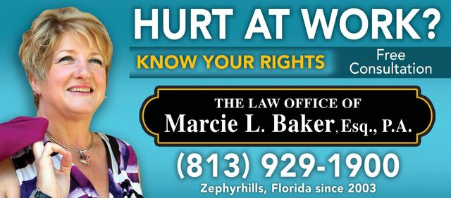 The Law Office of Marcie L  Baker, Esq , P A  Lawyer Zephyrhills