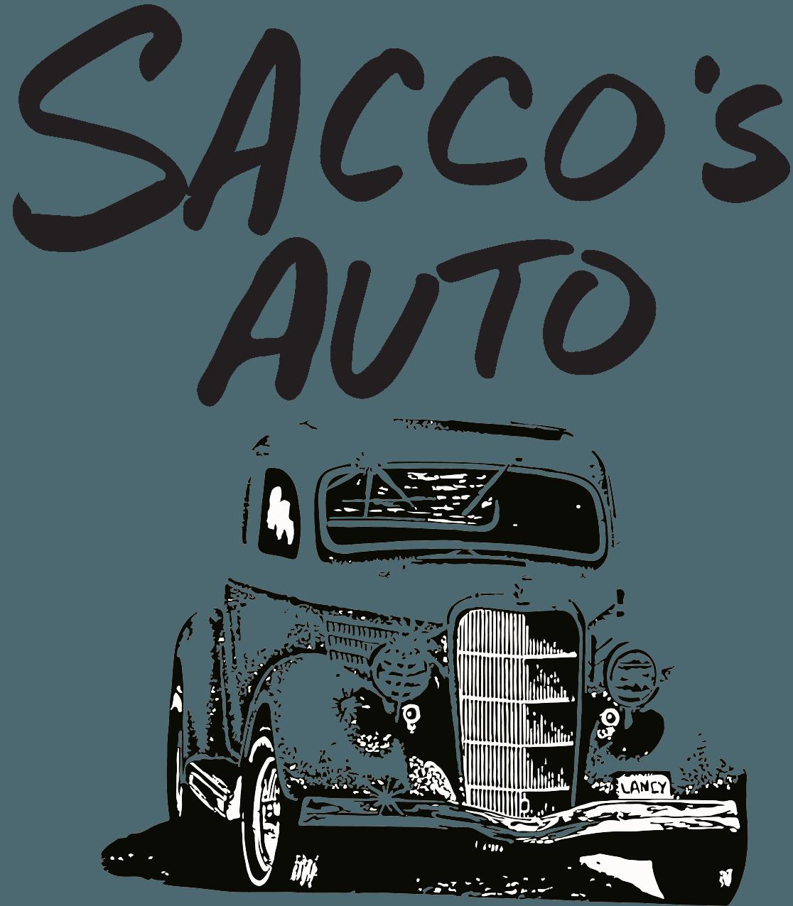 Sacco's Auto Repair Logo