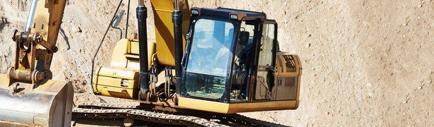 Excavation glass service