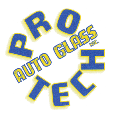 Pro Tech Auto Glass - Logo