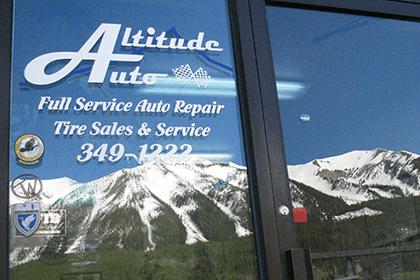 Altitude Auto & Tire