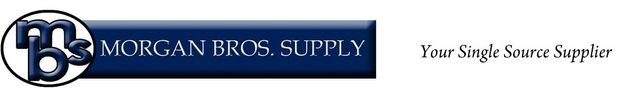 Morgan Bros. Supply - Logo