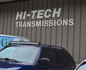 Hi-Tech Transmissions