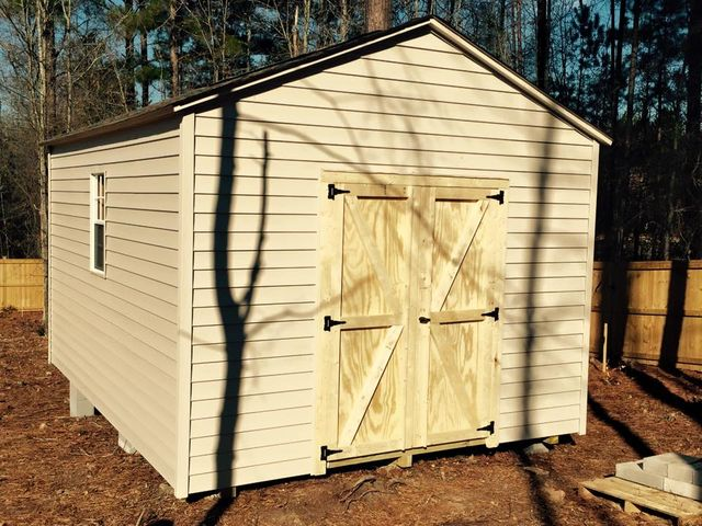 Building Storage