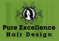 Pure Excellence Hair Design-Logo