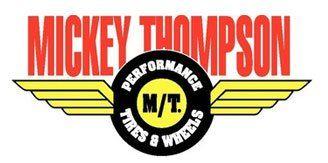 Mickey Thompson Logo