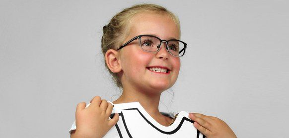 Kid With Spectacles