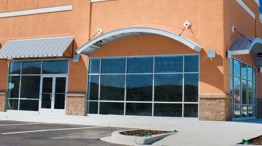 Commercial Storefronts | Storefront Door Mount Pleasant