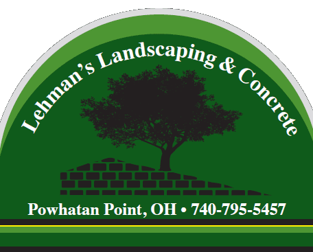 Lehman's Landscaping & Concrete - Logo