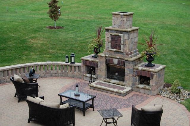 of services stone you your area into pine can a fireplaces deck or pool compliment later space backyard landscape use help patio the extend fireplace valley to outdoor are environmental great