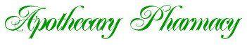 Apothecary Pharmacy - Logo