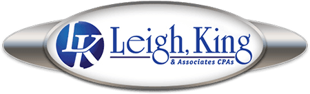 Leigh, King & Associates CPAs-Logo