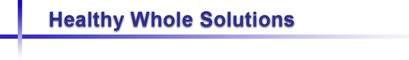 Healthy Whole Solutions - logo