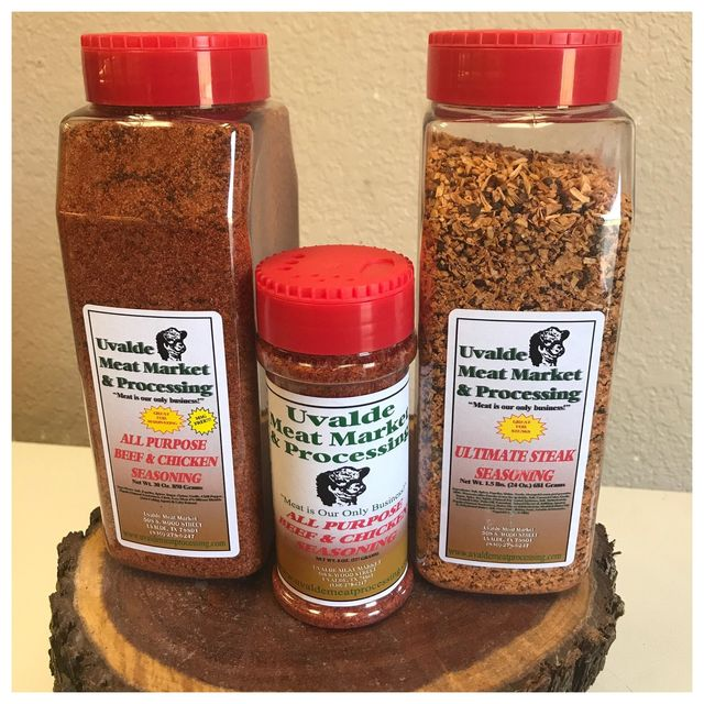 Sauces | Meat Seasoning | Uvalde, TX