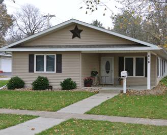 726 Mechanic Street, Osage, Iowa - $147, 500