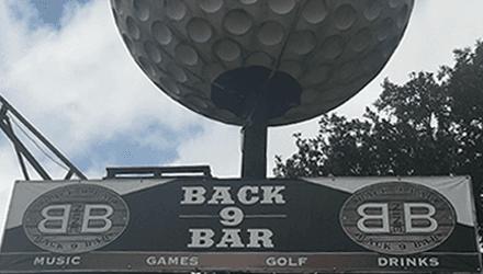 Back 9 Bar
