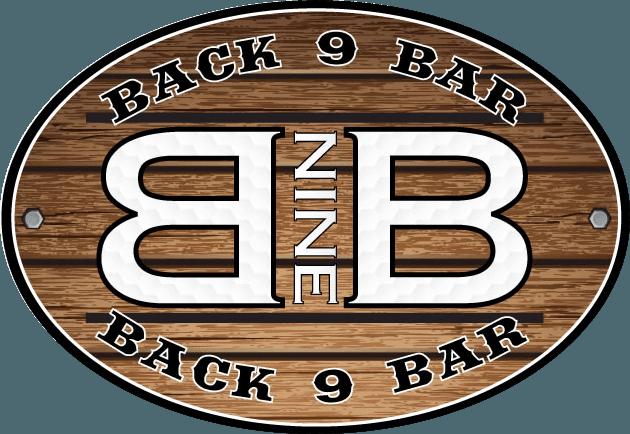 Back 9 Bar logo