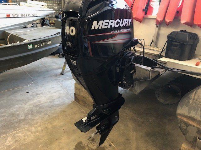 Outboards   Mercury Boat Motors   Waupaca, WI