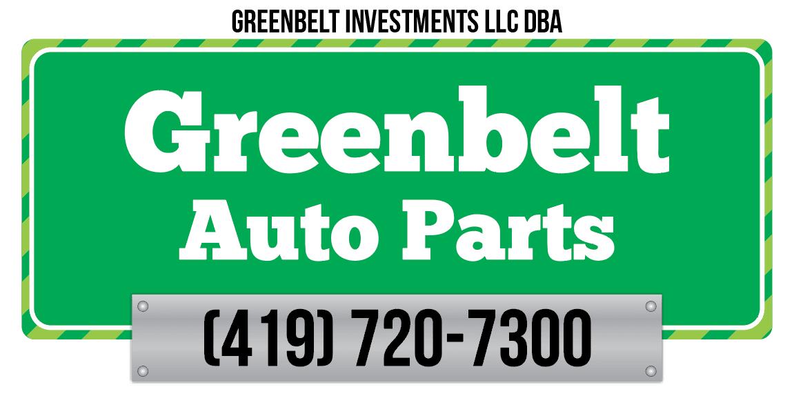 Greenbelt Auto Parts & Recycling - Logo