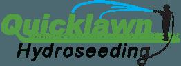 Quicklawn Hydroseeding - logo